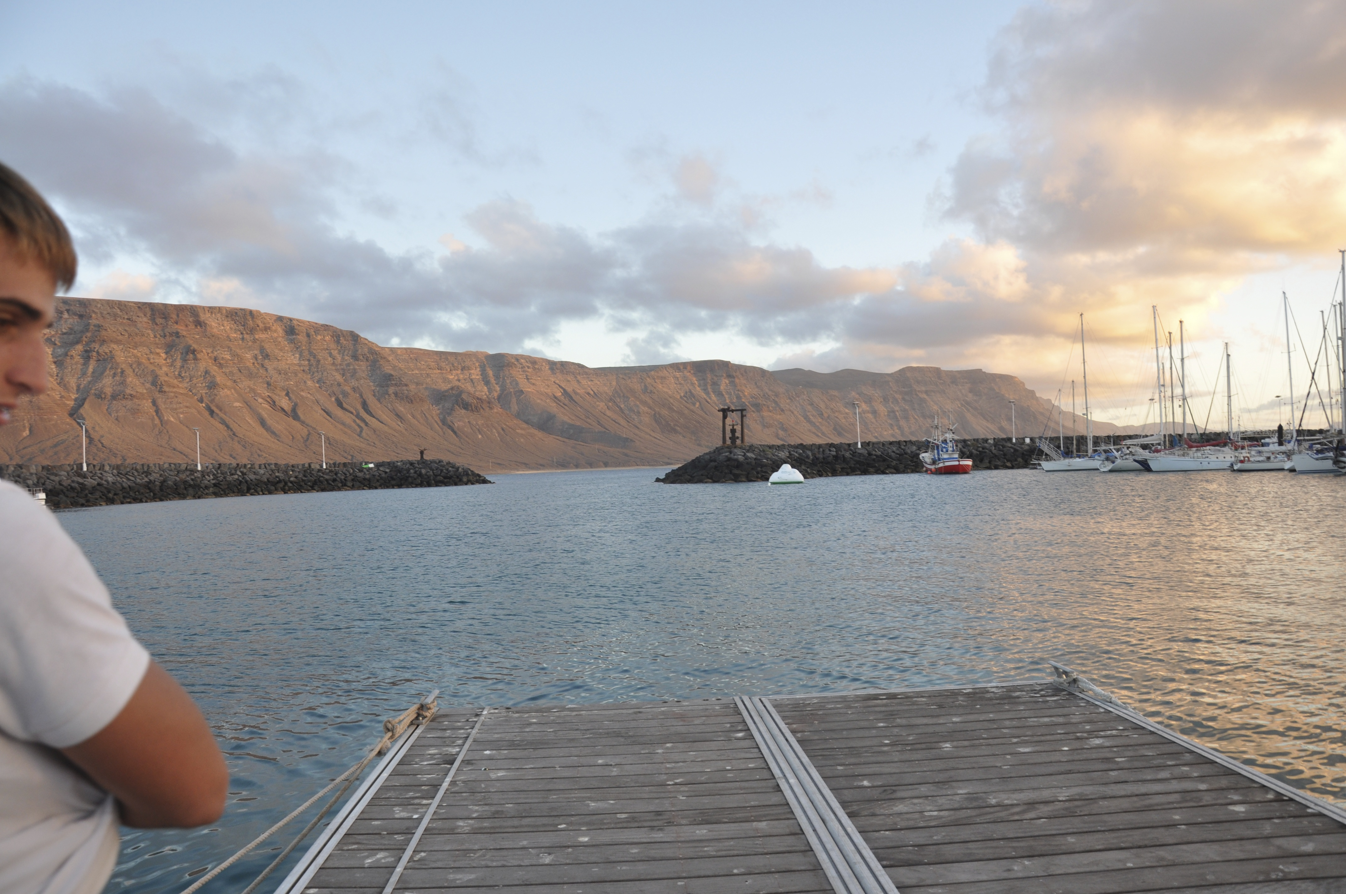 Guide Canarian ports
