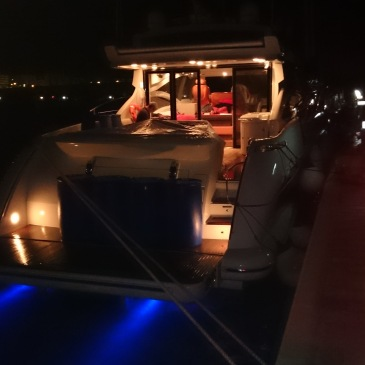 Yacht for rent in Lanzarote