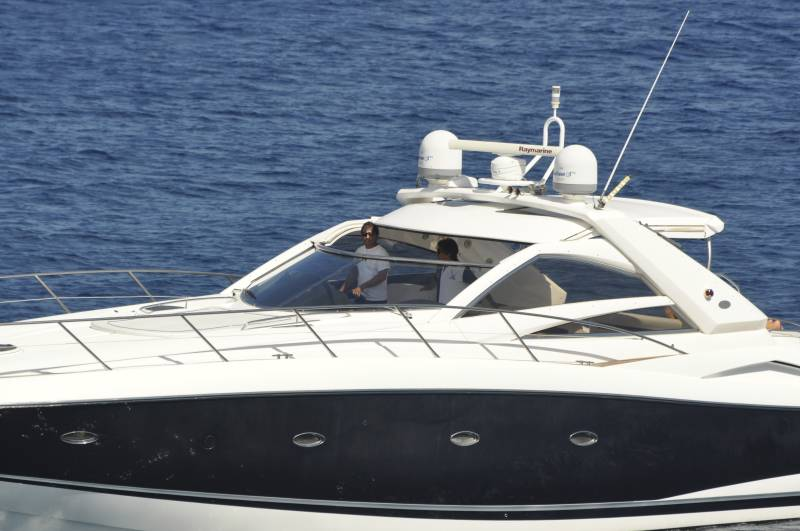 Lanzarote yacht charter.