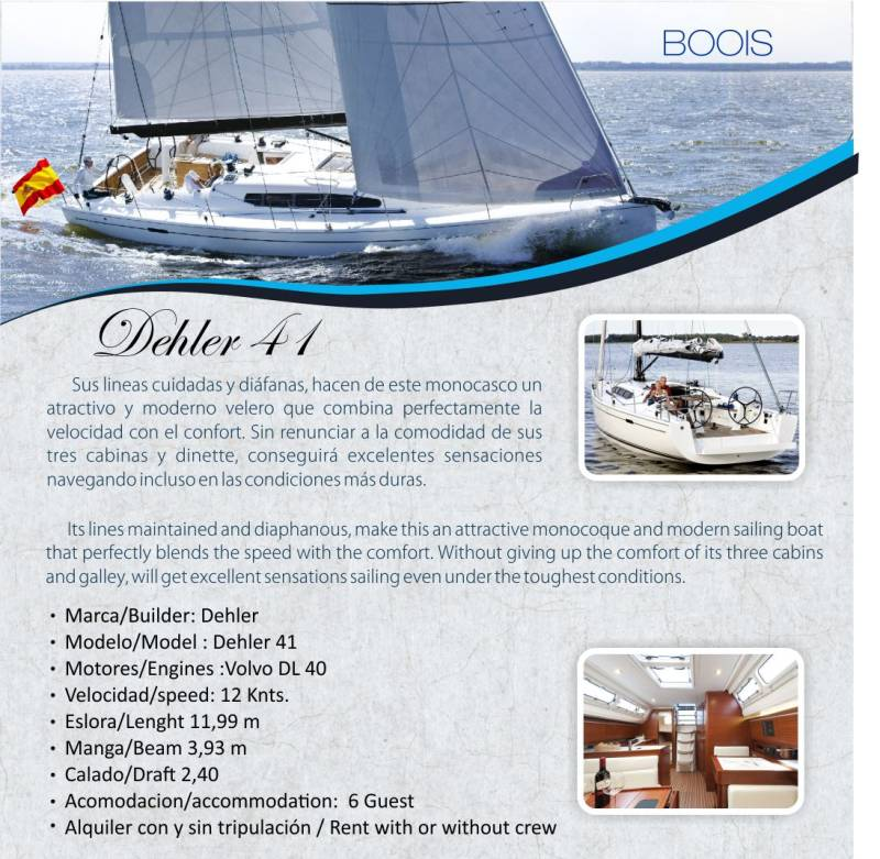 Lanzarote Yacht Charter 7