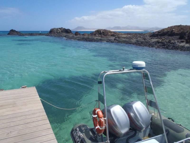 Abisea, barco de alquiler Lanzarote