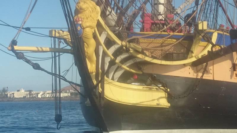Alquiler de barcos a productoras en Canarias