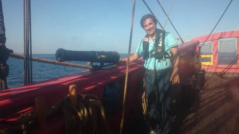 Alquiler de barcos a productoras