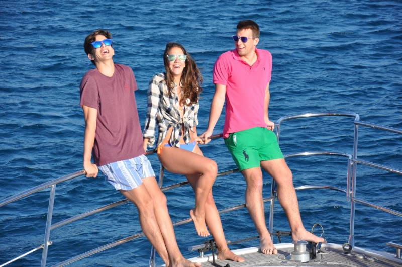 LUXURY YACHT IN LANZAROTE FOR RENT 2016