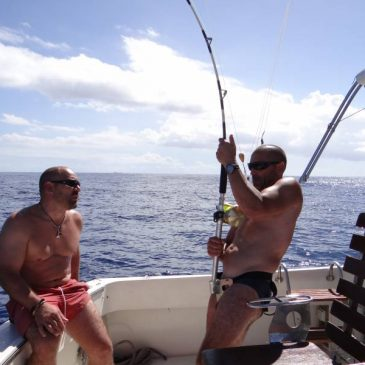 Aura Marina – Rubicon Fishing Trips