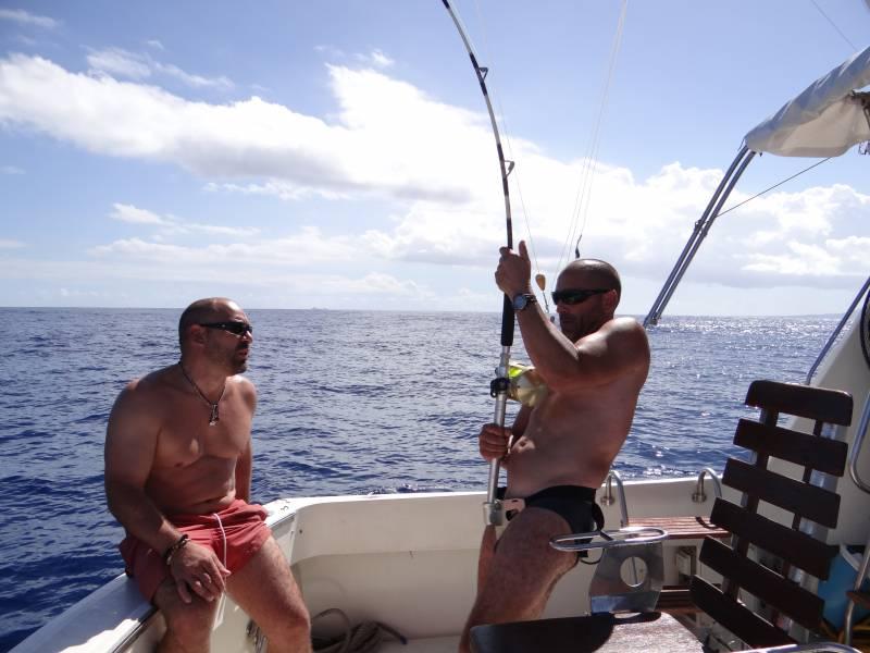 Aura Marina – Rubicon Fishing Trips