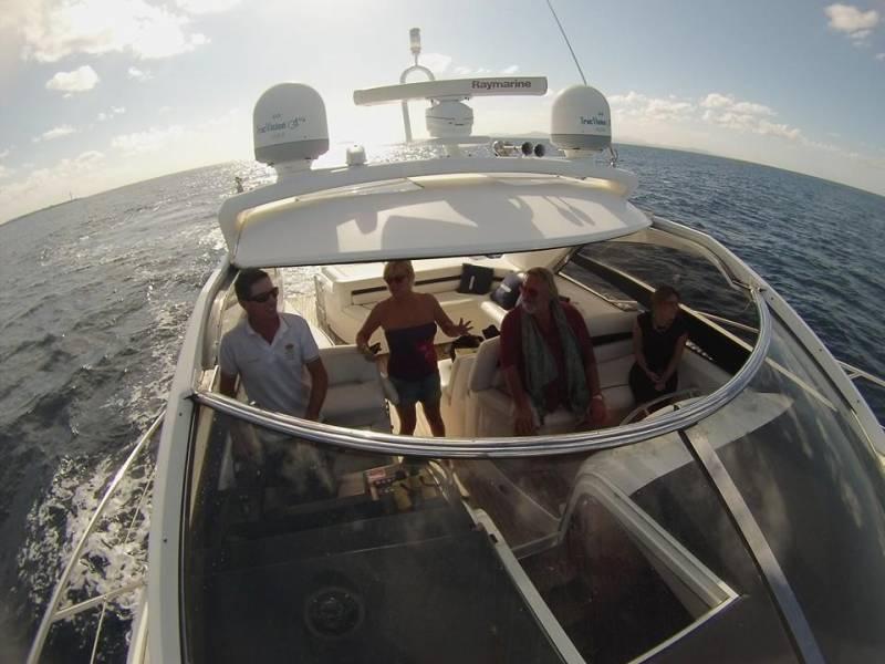 Sunsekeer Portofino 53, Lanzaroteyachtcharter.
