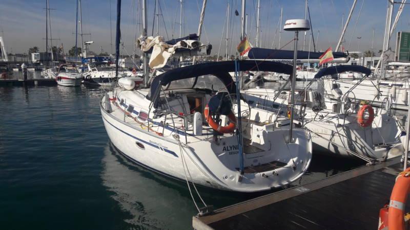 Alquiler velero Lanzarote. www.lanzaroteyachtcharter.com