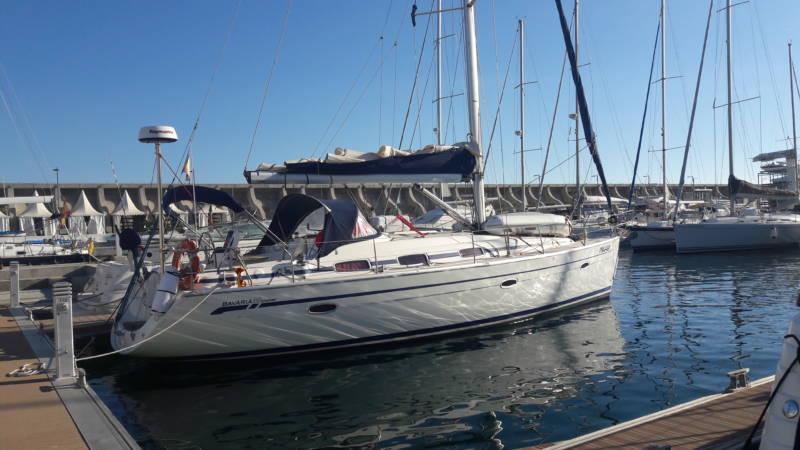 Bareboat rental Lanzarote
