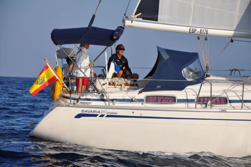 Oceanis 40 de alquiler en Pasito Blanco