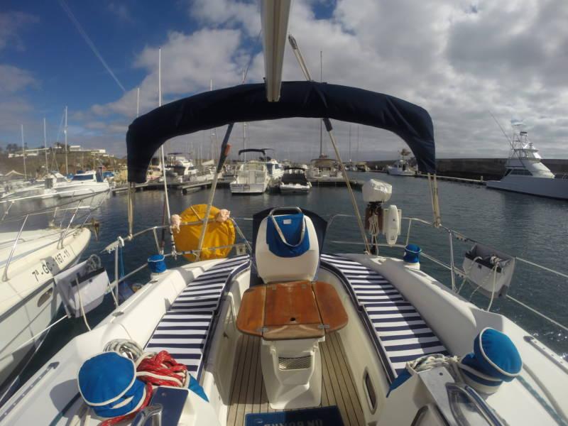 Alquiler sin tripulación -www.lanzaroteyachtcharter.com