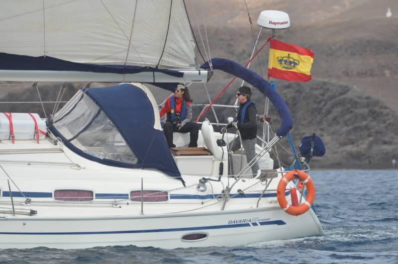 Lanzarote yacht charter
