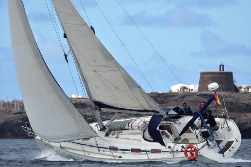 Bavaria 30 y Bavaria 39 sin tripulación en Lanzarote