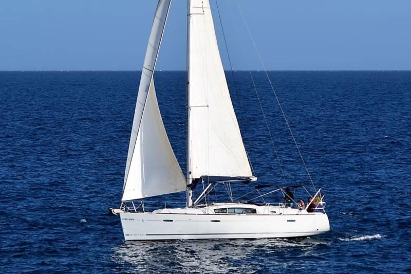 OCEANIS 40 EN GRAN CANARIA 2150 € , 7 Días