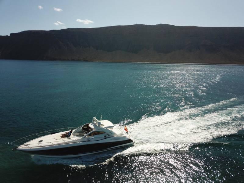 Lanzarote, la perla del Atlántico.